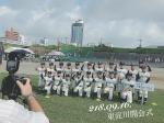 リトル東淀川大会開会式